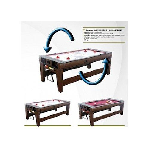 Cougar Reverso Air Hockey And Pool Table