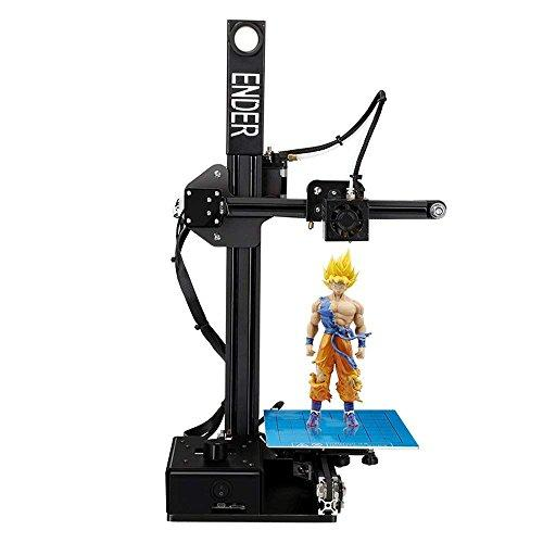 Creality Ender2 3D Printer kit Printing Size 150x150x200mm Mental Frame Reprap Prusa i3 With 1.75mm 0.4mm Nozzle FDM Injection Molded Include PLA/SD Card/Tool