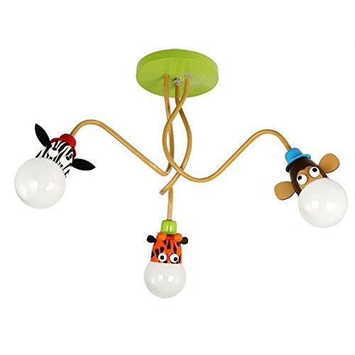 Creative Cartoon Children's Room Ceiling Lamps Fashion Kid's Bedroom Ceiling Light Baby Room Ceiling Lamp