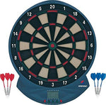 CreativeMinds UK Soft Tip Dartboard Unicorn Softip Darts Dart Board Electronic