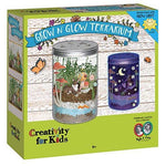 Creativity For Kids Grow 'N Glow Terrarium