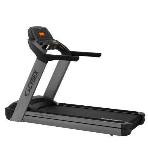 Cybex 625T Commercial Gym Equipment Fitness Cardio Treadmill 220V 50Hz Available in Five Colours White, Black, Platinum Sparkle, Metaltone Gold, Black Chrome