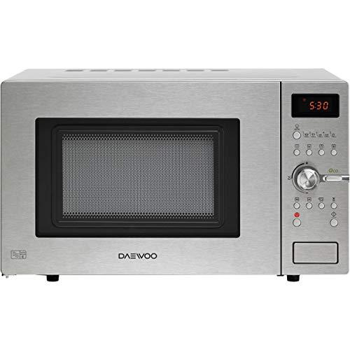 Daewoo KOC9C5TR Microwave Convect Oven with Grill, Silver