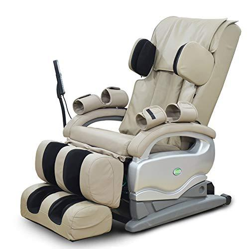 DAFA Intelligent Full Body Massage Chair Armchair Relaxation Chair - Automatic Massage System - Zero Gravity - Heating - Electric Sofa-Massage Sofa Chair Elderly Office