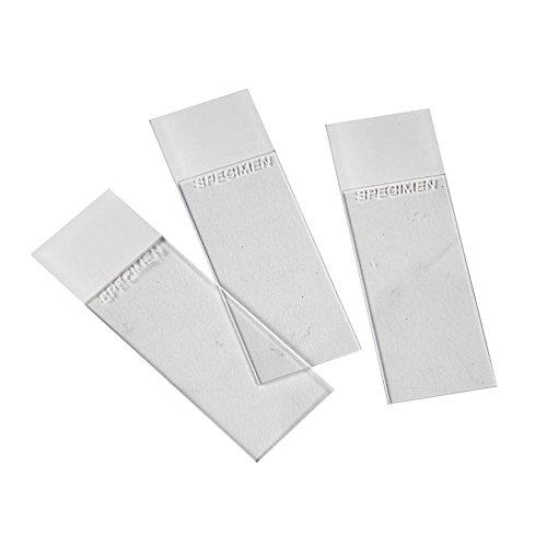 Daigger 2955DF-DS Premium Glass Microscope Slides, 3 x 1 mm Double Frosted (Pack of 1440)