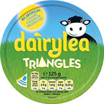 Dairylea Soft Cheese Triangles - 1x18x125g