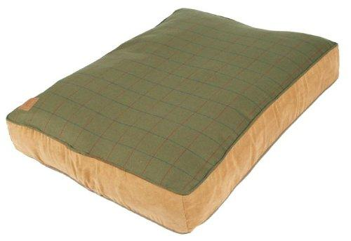 Danish Design Tweed Range Box Duvet, 125 x 79 x 14 cm, Green