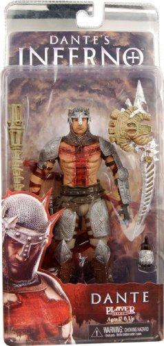 "Dante's Inferno ""Dante"" 7"" Action Figure Player Select by NECA"