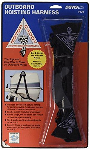 Davis Instruments 166-430 Hoisting Harness for Moving Outboard Motors