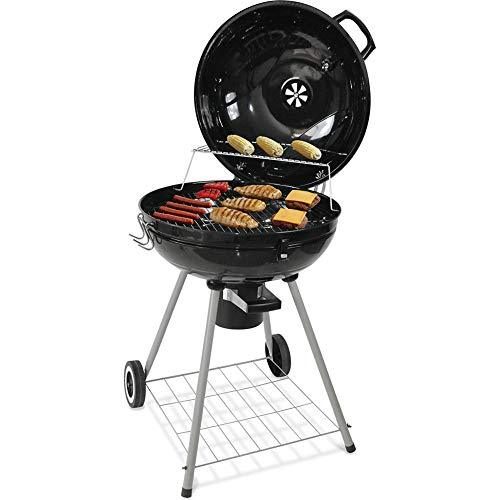 DDTLP Round Drum Grill Outdoor Camping Barbecue Car Portable Barbecue Garden Party Barbecue