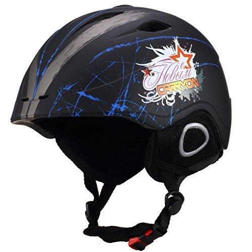 DealMux Carryon Snow Sports Helmet Ski Snowboard Skate Helmets Mens Womens Large Middle