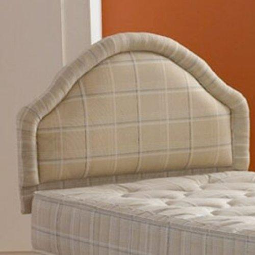 Deluxe Beds Ltd 2Ft 6 Small Single Paris Upholstered Headboard For Beds