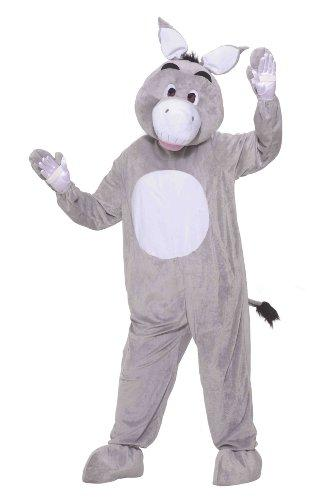 Deluxe Donkey Costume Fancy Dress