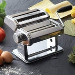 Deluxe Double Cutter Pasta Maker Machine Pasta Maker
