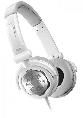 Denon DN-HP500S Professional DJ Headphones - White