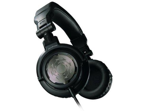 Denon DN-HP700 Professional DJ Headphones - Black