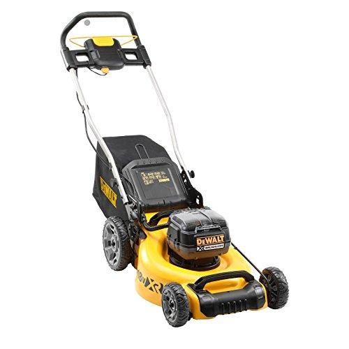 Dewalt DCMW564RN Twin 18v/36v XR Cordless 48cm Lawn Mower Brushless - Bare