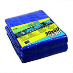 Dewitt M50X50 Super Tarp Outdoor Canopies, 2.3 oz/Small, Blue