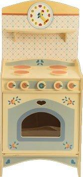 Dida - Fitted kitchen cabinet wooden toy for kids