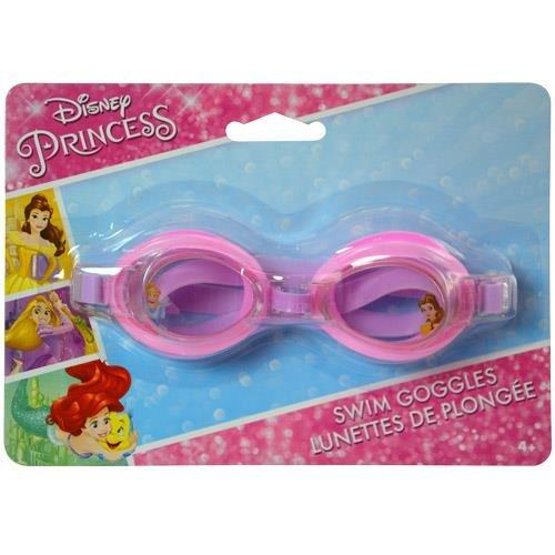Disney 26597PRN Princess Swimming Splash Goggles Kid Gear