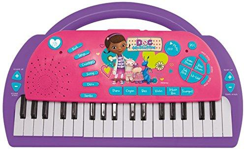 Disney Junior Doc Mcstuffins Electronic Keyboard