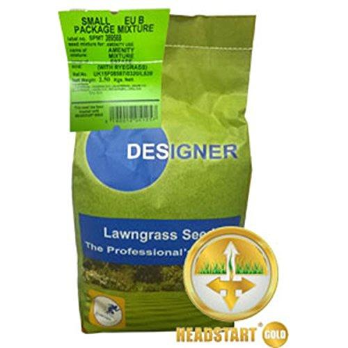 Dlf Designer Formal Grass Seed 2. 5kg
