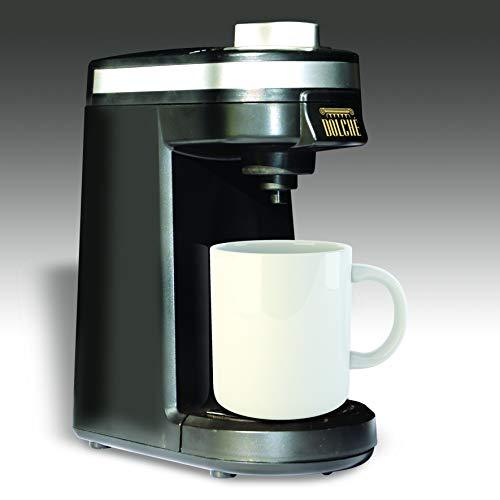 Dolché Compact, Machine for American Coffee Pods, Keurig K-Cups 2.0 and Compatible Capsules