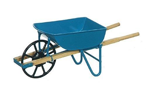 Dollhouse Miniature Wheelbarrow by Town Square Miniatures