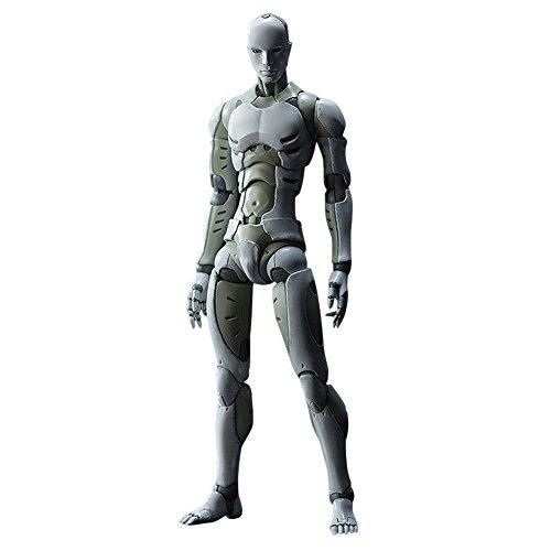 Domeilleur Action Figure Drawing Model, Synthetic Human He Men Body Action Figure Figurine 1/6 Scale, Suitable for Sketching, Painting, Drawing, Artist, Cartoon Figures Action 30cm