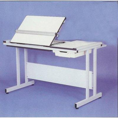 Drawing board A1 reversible table