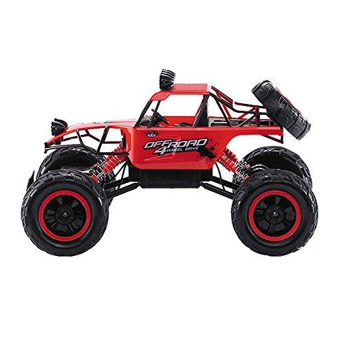 DRESS_toys Drone Aerial Photography Aircraft Model Toy Car Helicopter FUNSKY 1:12 2.4G Remote Control Four-Wheel Drive Off-Road Climbing Car