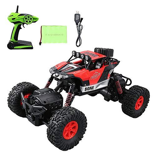 DRESS_toys Model Airplane Aircraft Model Helicopter Toy Car 1:16 Scale RC Car 4D Off Road Vehicle 2.4G Radio Remote Control Car Racing