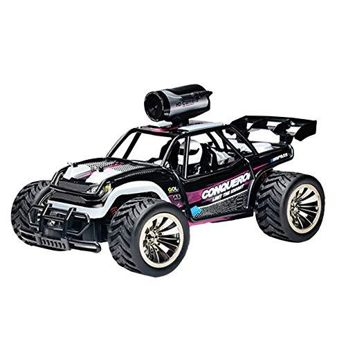 DRESS_toys Model Airplane Aircraft Model Helicopter Toy Car BG1516 1:16 Scale RC Car 2WD Off Road Vehicle 2.4G Radio Remote Control 0.3MP HD Camera Car Racing