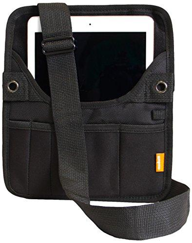 DuPoint Tech | modulR Hip Holster and Shoulder Pouch for Tablets - Black (Up to 10 Inch Tablets)