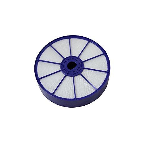 Dyson DC33 Animal, DC33 All Floor Replacement Bundle Filter Kit, 1 DC33 Washable Dust Cup Primary Filter, 1 DC33 Post Motor HEPA Exhaust Filter