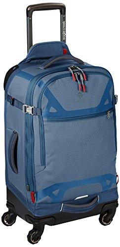 Eagle Creek Trolley Rollkoffer Gear Warrior AWD International Carry-On mit vier hochbelastbaren 360 Grad Rollen Hand Luggage, 55 cm, 37 liters, Blue (Smokey Blue)