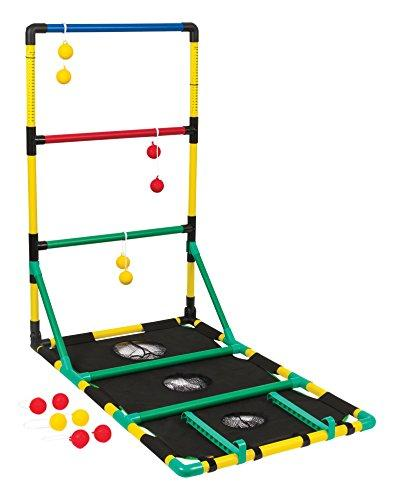 EastPoint Sports Go! Gater Ladderball, Bean Bag Toss, and Washer Toss Set - 1 Target