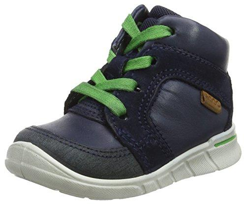 ECCO Baby Boys' First Trainers, Blue Marine 50595, 5.5UK Child