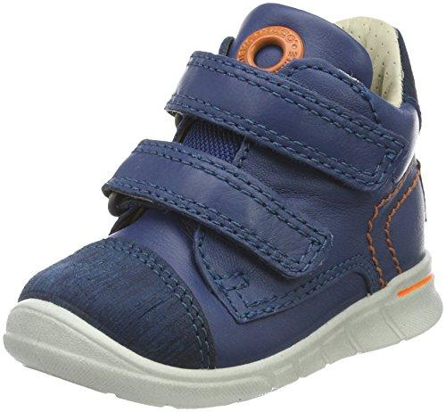 ECCO Baby Boys' First Trainers, Blue Poseidon 50139, 5.5UK Child