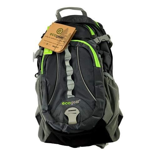 Ecogear Peregrine 2 Liter Hydration Pack Backpack, Black, One Size