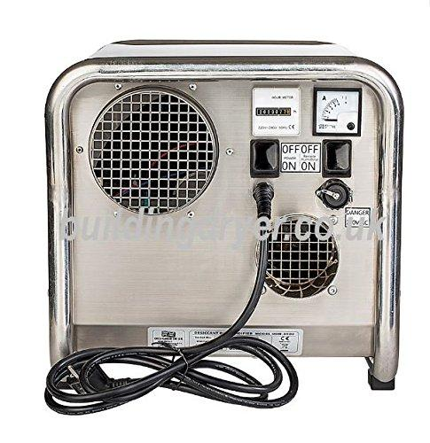 Ecor Pro Dehumidifier, Stainless steel, One size