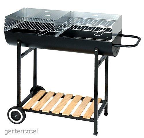 Ehlis 8711295794469 – Barbecue with Wheels 2 Grills