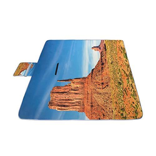 EIJODNL Amazing Views Of Grand Canyon Arizona Picnic Mat 57''x59''(140cmx150cm) Picnic Blanket Beach Mat With Waterproof For Kids Picnic Beaches And Outdoor Folded Bag