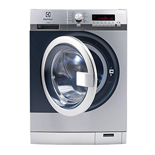 Electrolux mypro we170p Freestanding Front Loading 8 kg 1400RPM A + + + Stainless Steel – Washing Machine (Freestanding, Front Loading, A + + +, B, Stainless Steel, LCD)