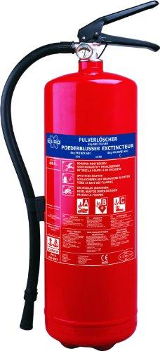 Elro BB6 Powder Fire Extinguisher 6 kg ABC