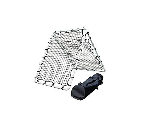 EP-Training Equipment Football Rebound Net, Professional Mini Adjustable Rebound Goal Trainer, Goalkeeper Trainer