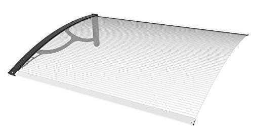 Extension for Canopy Aluminum and Polycarbonate 80 x 95 cm