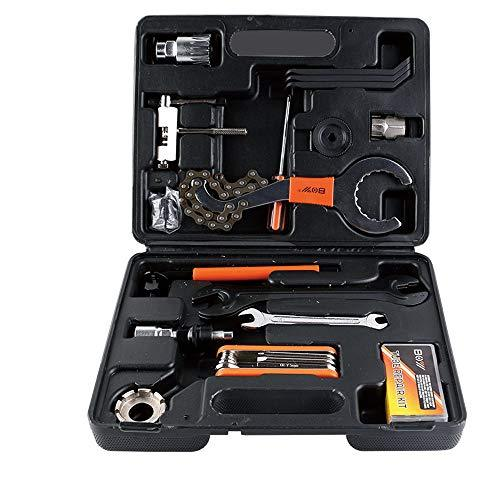 Extrbici Mountain bike tool kit Maintenance Flywheel shaft removal Dechainer accessories