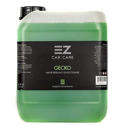 EZ Car Care - Gecko - Hydrophobic Window & Glass Cleaner (5 Litres)
