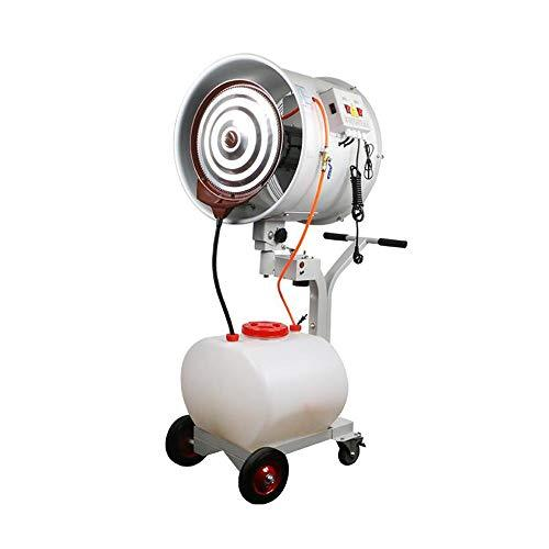 Fan LHA Large Spray Shaking Head Centrifugal Humidifier Cooling Dust Collector Push Industrial Workshop Humidifier